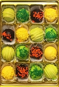 Summer Citrus Truffles