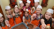 Chocolate Making for Children Ages 7 and Up Saturday Class