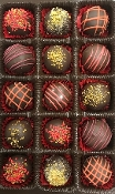 Exotic Flavors Truffles