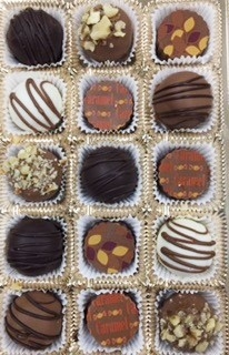 Autumn Leaves Chocolate and Truffle Assortment