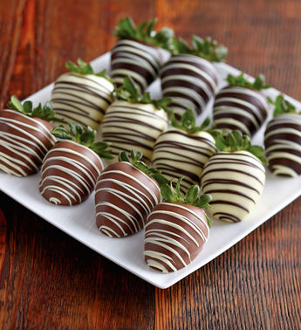 Chocolate Covered Strawberries (Pickup at the shop only)