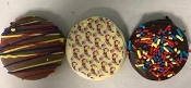 Autism-Themed Chocolate Covered Oreos