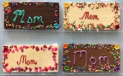 Mother's Day Chocolate Bars 4 pack