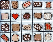 Life is Like a Box of Chocolates By Sean (an artist with autism)